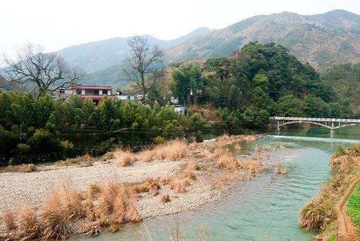 Taken in YuShan County,Jingxi Province, China
