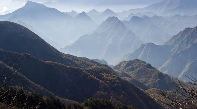 Shennongjia beauty - was taken in Hubei, China