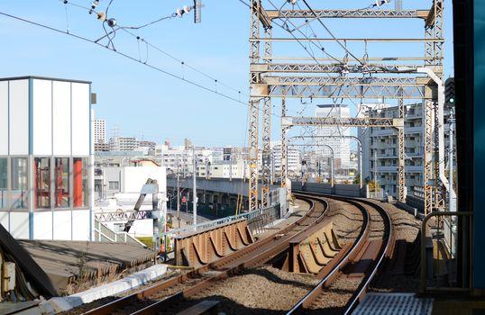Tokyo railway transportation