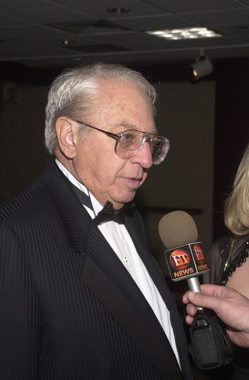 Ed Masry at the Night Under The Stars Dinner-Dance to raise money for MS. Beverly Hills, 04-29-00