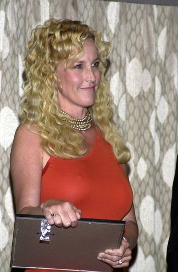 Erin Brockovich-Ellis at the Night Under The Stars Dinner-Dance to raise money for MS. Beverly Hills, 04-29-00