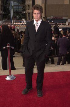 Brendan Fehr at the 2000 Alma Awards, in Pasadena, 04-16-00