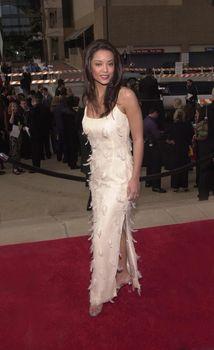 Erika Page at the 2000 Alma Awards, in Pasadena, 04-16-00