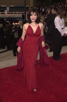 Laura Elena Harring at the 2000 Alma Awards, in Pasadena, 04-16-00