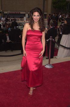 Alex Meneses at the 2000 Alma Awards, in Pasadena, 04-16-00