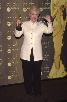Cristina Saralegui at the 2000 Alma Awards, in Pasadena, 04-16-00