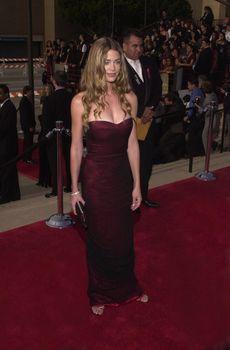 Denise Richards at the 2000 Alma Awards, in Pasadena, 04-16-00