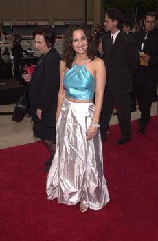 Jaqueline Obradors at the 2000 Alma Awards, in Pasadena, 04-16-00
