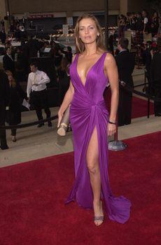Sandra Miguel at the 2000 Alma Awards, in Pasadena, 04-16-00
