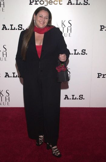 Camryn Manheim at the 2nd Annual ALS Benefit at the Hollywood Palladium, 04-10-00