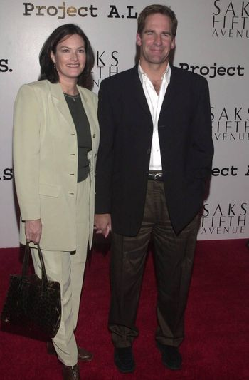 Scott Bakula and Chelsea Fields at the 2nd Annual ALS Benefit at the Hollywood Palladium, 04-10-00