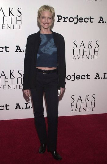 Courtney Thorne Smith at the 2nd Annual ALS Benefit at the Hollywood Palladium, 04-10-00