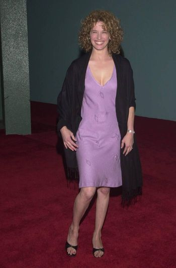 Nancy Travis at the 2nd Annual ALS Benefit at the Hollywood Palladium, 04-10-00