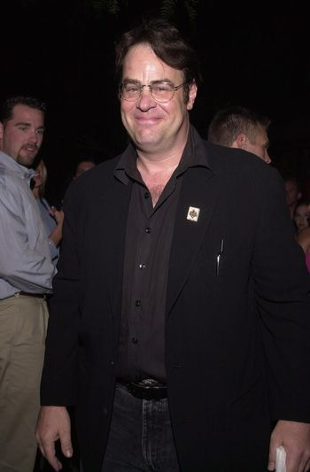 """Dan Aykroyd at the """"Drive Me Crazy"""" launch party, House Of Blues, Hollywood, 04-25-00"""