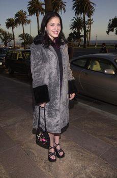 "Marla Sokoloff at the ""Death Penalty Focus"" dinner in Santa Monica, 04-18-00"