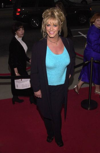 """Marilyn Chambers at the premiere of Showtime's """"RATED X"""" in Hollywood, 04-27-00"""