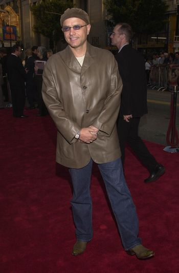 """Joe Pantoliano at the premiere of Warner Brother's """"READY TO RUMBLE"""" in Hollywood, 04-05-00"""