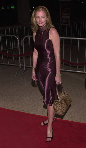 """Joely Richardson at the premiere of MGM's """"RETURN TO ME"""" in Century City, 04-03-00"""