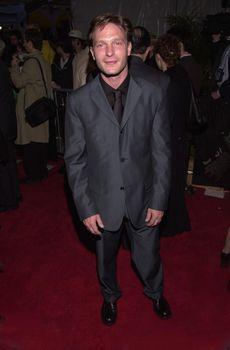 "Thomas Kretschmann at the premiere of Universal's ""U-571"" in Westwood, 04-17-00"