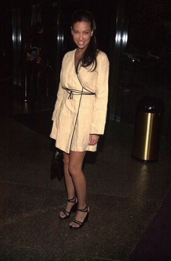 Idalis DeLeon at the premiere of Very mean Men in Beverly Hills. 08-15-00