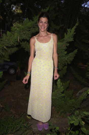 Wendie Malick at The Strength of Women at the Will Geer Theatricum Botanicum. 08-19-00