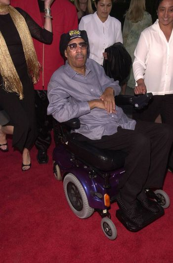 """Richard Pryor at the premiere of """"Original Kings of Comedy"""" in Hollywood. 08-10-00"""