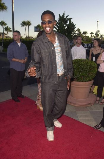 """Bill Bellamy at the premiere of """"Original Kings of Comedy"""" in Hollywood. 08-10-00"""