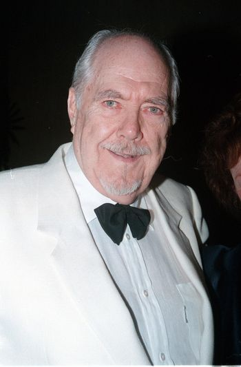 Robert Altman at the Hollywood Film Awards in Beverly Hills. 08-08-00