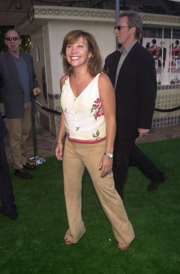 Cheri Oteri at the premiere of The Replacements in Westwood. 08-07-00