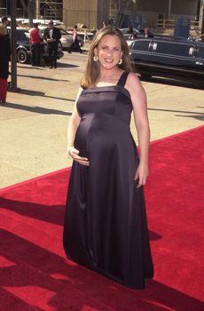 Marlee Matlin at the Creative Arts Emmy Awards in Pasadena. 08-26-00