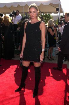 Tracy Pollan at the Creative Arts Emmy Awards in Pasadena. 08-26-00