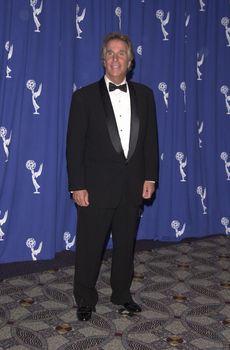 Henry Winkler at the Creative Arts Emmy Awards in Pasadena. 08-26-00
