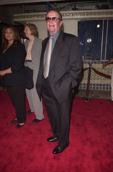 "James Garner at the premiere of ""Space Cowboys"" in Westwood. 08-01-00"