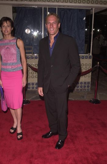 """Michael Bolton at the premiere of """"Space Cowboys"""" in Westwood. 08-01-00"""