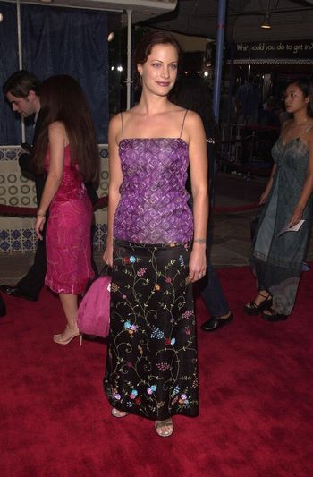 """Alison Eastwood at the premiere of """"Space Cowboys"""" in Westwood. 08-01-00"""