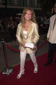 Elayne Boosler at the premiere of My 5 Wives in Santa Monica. 08-28-00