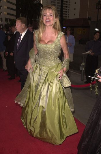 Joan Child at the premiere of My 5 Wives in Santa Monica. 08-28-00