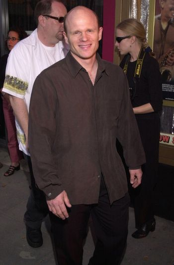 """Paul McCrane at the premiere of """"The Tic Code"""" in Los Angeles. 08-02-00"""