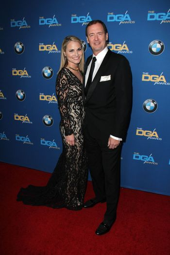 Lee Blaine at the 66th Annual DGA Awards Arrivals, Century Plaza Hotel, Century City, CA 01-25-14/ImageCollect