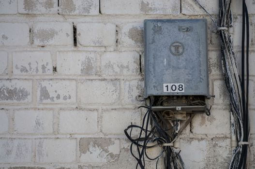 Electrical cable box