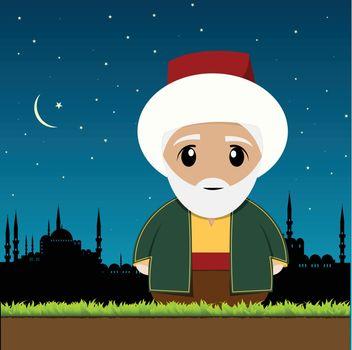 Old Imam