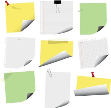 Sticky Note Papers