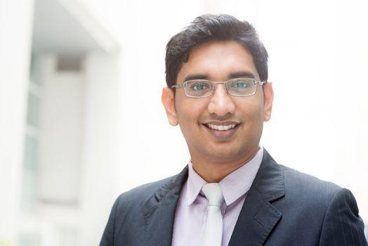 Portrait of 30s Asian Indian businessman