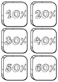 Doodle designs of price discounts
