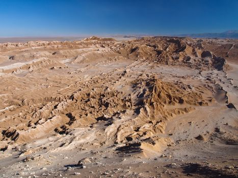 Death valley near San Pedro de Atacama