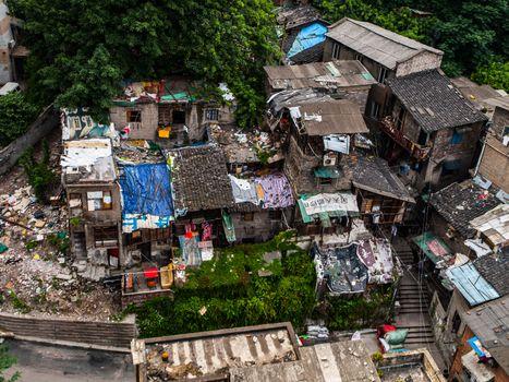 Chinese slum