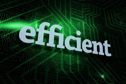 Efficient against green and black circuit board