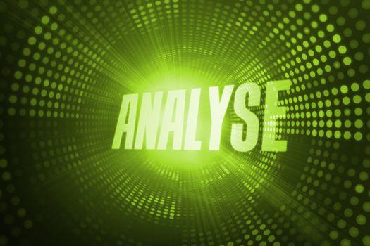 Analyse against green pixel spiral
