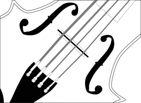 Fiddle Close Up