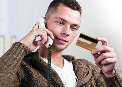 e-commerce via telephone